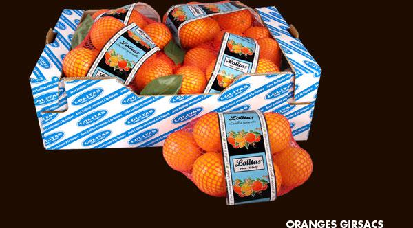 lolitas nos oranges en culture raisonn e par l 39 entreprise perez tabarly. Black Bedroom Furniture Sets. Home Design Ideas